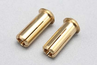 RP-054  Racing Performer 24K Gold Plug (5mm/2pcs)