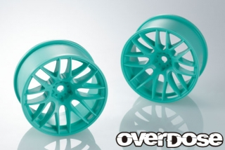 OVERDOSE OD2336 WORK EMOTION M8R (Energy Mint/OFF+5/Limited Edition)