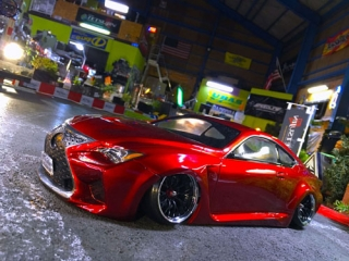 TT-7704 LEXUS RC F Body