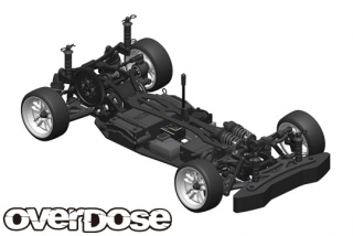OVERDOSE OD2500  GALM Chassis Kit