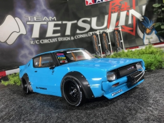 TT-7707 NISSAN SKYLINE 2000GT-R LB☆performance