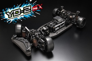 Yokomo YD-2SX RWD Drift Car Kit (Graphite Chassis)