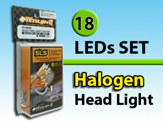 TT-7819 【SLS】 18 light sets (base, front 8 lights, rear 10 lights)