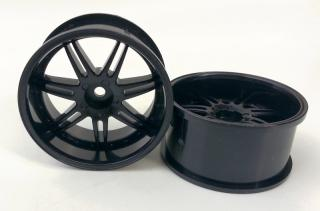 DW-827BK  GNOSIS GS5 wheel offset7 black