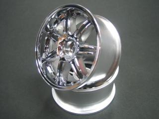 DW-823CS  GNOSIS GS5 wheel offset3 Chrom Silver