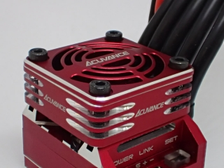 ACUVANCE Ultra High Speed fan unit for XARVIS exclusive (Red)
