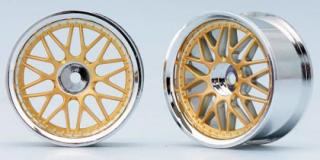 TW-1313GL  Ten mesh wheel (Gold)