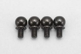 IB-414KBC  Button head king pin ball for Aluminum steering block (ISO/3mm Screw)