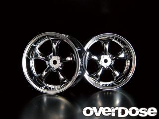 OVERDOSE OD1184 WORK VS KF (Chrome/OFF+5)