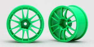 TW-4213G  ENKEI Racing GTC 01 Flourcent Green)