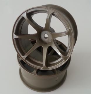 DW-1223BR  AVS model T7 wheel offset3 bronze